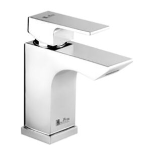 Risco Atom Chrome Basin Faucets