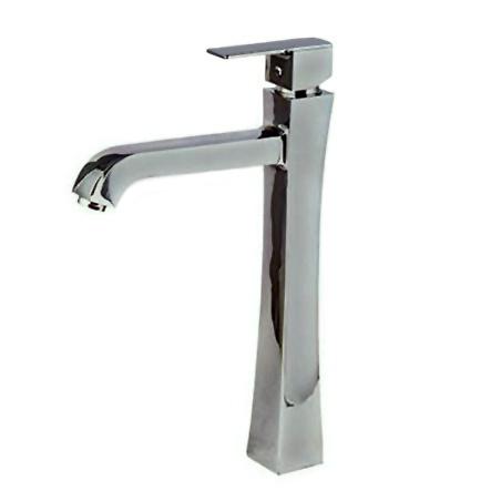 Armani Steel Tall Basin Faucets