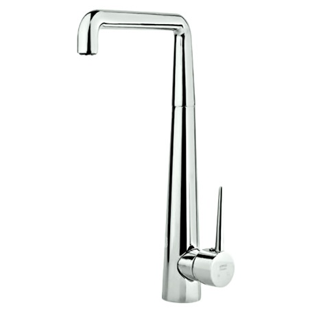 Rassan Sherlin Chrome Kitchen Faucets
