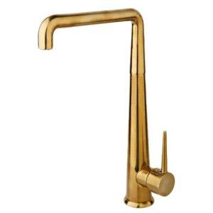 Rassan Sherlin Gold Matt Kitchen Faucets
