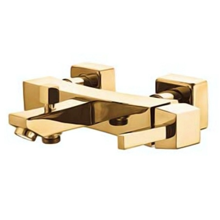Shayan Orkide Gold Shower Faucets