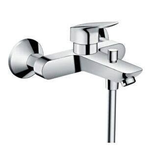Logis 71400000 Single lever bath mixer for exposed installation