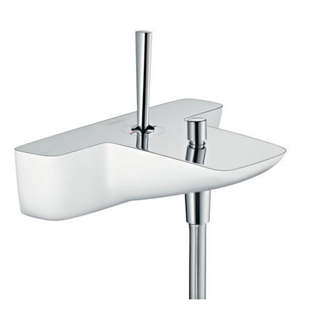 PuraVida 15472400 Single lever bath mixer for exposed installation