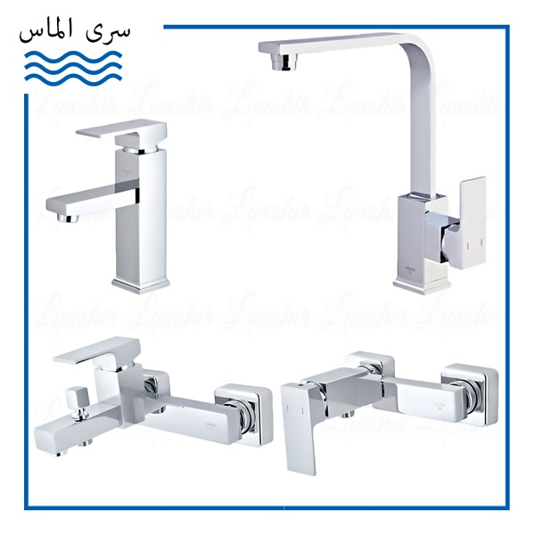 Shayan Almas Chrome Faucets