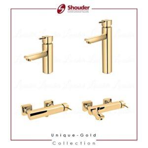 Shouder Unique Gold Series