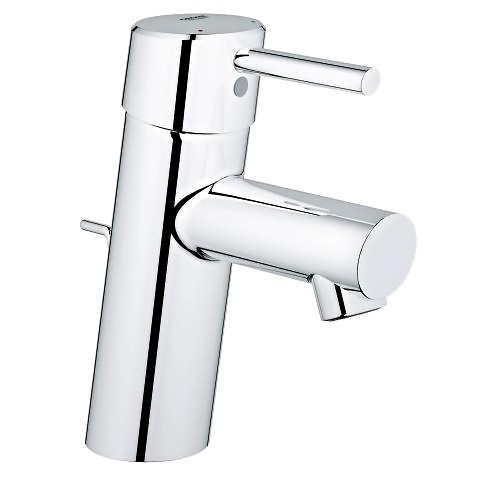 Concetto Single lever basin mixer 32204001