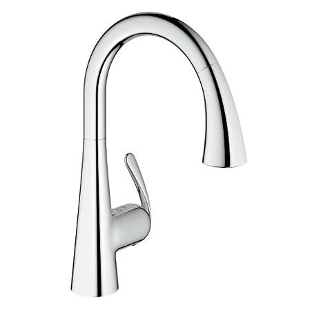 Zedra Single lever sink mixer 32294001
