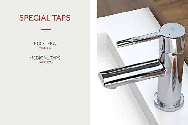 special tap teka 1
