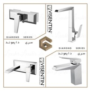 شیرالات ویسن تین مدل الماس