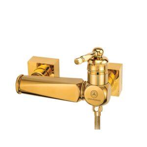 شیرالات توالت قهرمان مدل ارس طلایی