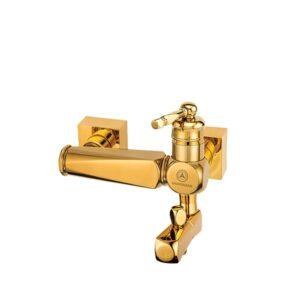 شیرالات حمام قهرمان مدل ارس طلایی