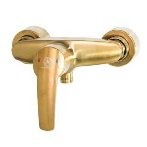 شیرالات توالت قهرمان مدل بهادر طلایی مات