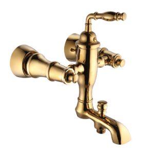 شیرالات حمام البرز روز مدل پرستیژ طلایی